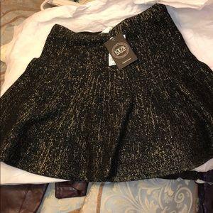 JOA Los Angeles holiday skirt women's size small.